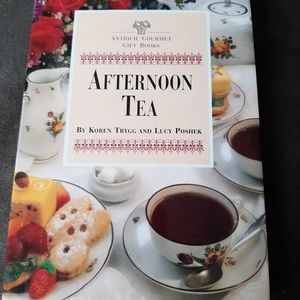 4 / $20 Afternoon tea cookbook bundle & save